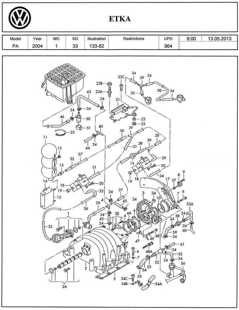 Replacing Atq Vacuum Hoses    What U0026 39 S This One